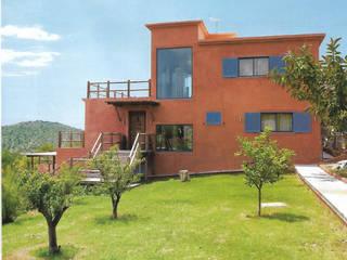 Projeto Serra de Loulé Casas modernas por Officina Boarotto Moderno