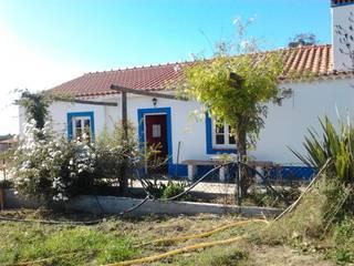Monte Alentejo Casas modernas por Officina Boarotto Moderno