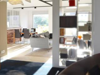 Rénovation appartement LYON par C2HOME