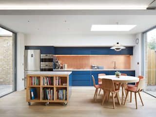 Cleveland Road Modern kitchen by Phillips Tracey Architects Modern