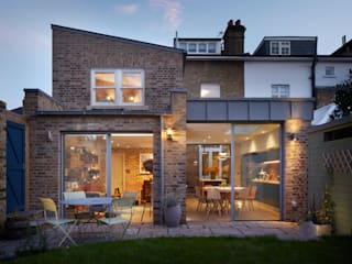 Cleveland Road Modern houses by Phillips Tracey Architects Modern