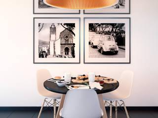 Kitchen corner:   por RIP3D ARCHVIZ