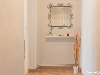 Home Staging en un piso para alquilar en Madrid. de Lares Home Staging