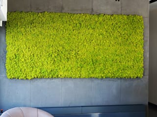 GREEN Project Interior landscaping Green