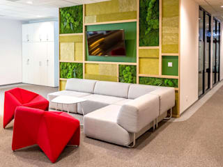 GREEN Project Interior landscaping