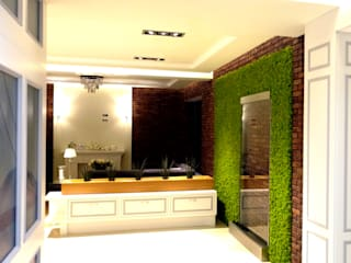 GREEN Project Walls & flooringWall tattoos