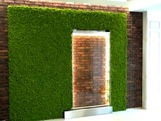 GREEN Project Paredes y pisosDecoración de paredes