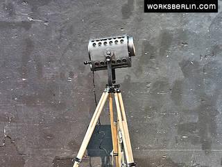 : industriell  von works berlin,Industrial