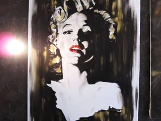 dipinto Marylin palazzoloarte ArteImmagini & Dipinti