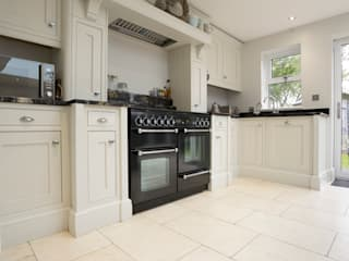 Timber Kitchen Aintree Cleveland Kitchens Built-in kitchens