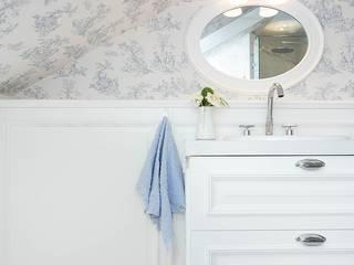 Dom w klasycznej odsłonie. : styl , w kategorii  zaprojektowany przez Mala & Co. Malwina Wilczek ,