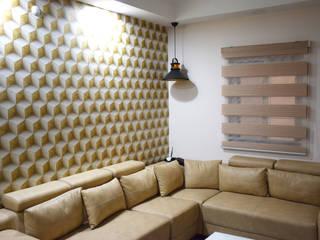 MY Home Vihanga: rustic  by Dream Modular,Rustic