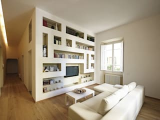 Living room by JFD - Juri Favilli Design, Modern