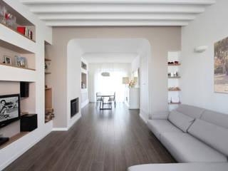 JFD - Juri Favilli Design ห้องนั่งเล่น White