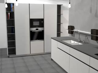 cucina moderna 01:  in stile  di G&S INTERIOR DESIGN
