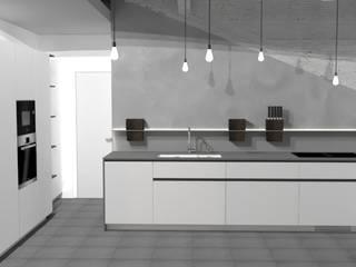 cucina moderna 02:  in stile  di G&S INTERIOR DESIGN