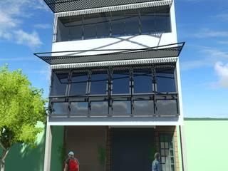 توسط Ativo Arquitetura e Consultoria مدرن