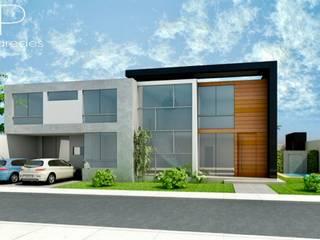 Proyecto Arquitectonico - Vivienda: Condominios de estilo  por EPG  Studio