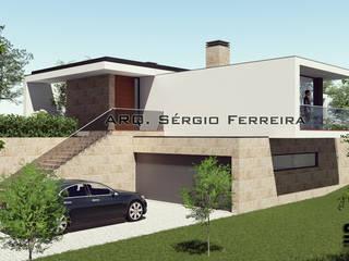 Casa Canedo _  Folhadela, Vila Real:   por SFArquitetos