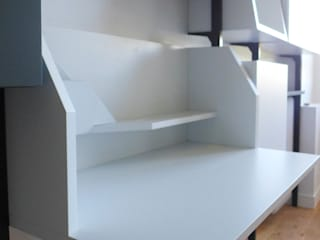 Modern Study Room and Home Office by La C.S.T Modern