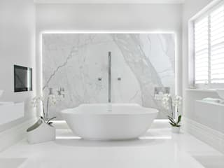 Case Study: New Lodge, Fulham BathroomsByDesign Retail Ltd Kamar Mandi Modern