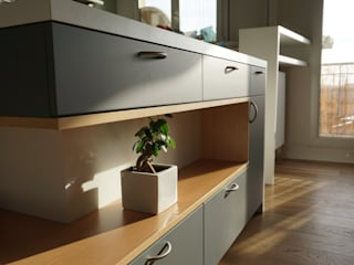 Kitchen units by La C.S.T