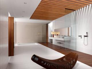 Casa de banho Minimalista por Lizmundo Salas de Banho e Cozinha Minimalista