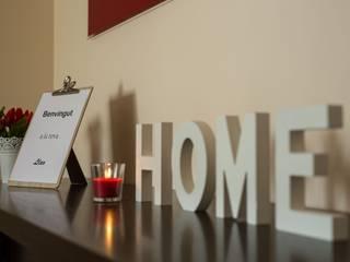 Proyecto Sarrià de Ter Salones de estilo moderno de Redecoram Home Staging Moderno