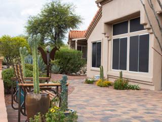 Jardins modernos por D&V Landscaping Services LLC Moderno