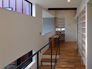 和する家 の トミオカアーキテクトオフィス モダン