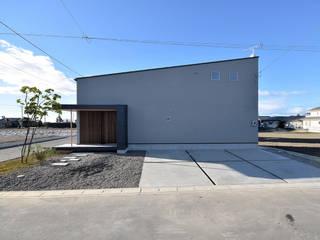 今泉の家 の 熊倉建築設計事務所 モダン
