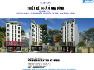 от Văn phòng kiến trúc Ktshanoi