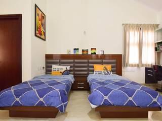 kids room:  Bedroom by Team Kraft