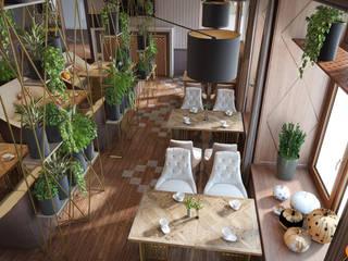 Artichok Design Commercial Spaces Wood