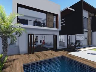 Casa Mayo: Condominios de estilo  por DAECO