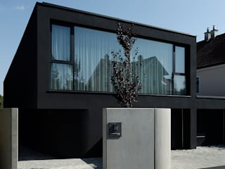 Strassenansicht:  Häuser von Architekt Zoran Bodrozic
