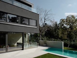 Casas de estilo minimalista de Architekt Zoran Bodrozic Minimalista
