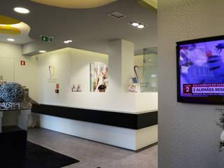 Modern Klinikler ERN Construções Lda Modern