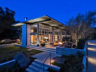 مفهوم زندگی در فضای باز Moderner Balkon, Veranda & Terrasse von Ecologic City Garden - Paul Marie Creation Modern
