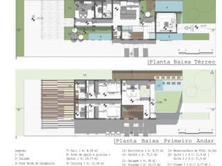 Detalhe Arquitetura e Engenharia Einfamilienhaus