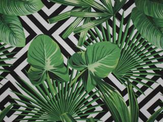 Tecidos para decoração:   por ORB - Orlando Rodrigues & Bessa,Moderno