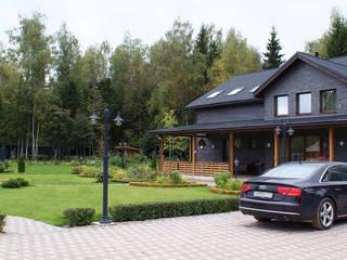 Jardines de estilo  por ПАН Ландшафт, Escandinavo