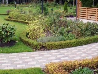 스칸디나비아 정원 by ПАН Ландшафт 북유럽
