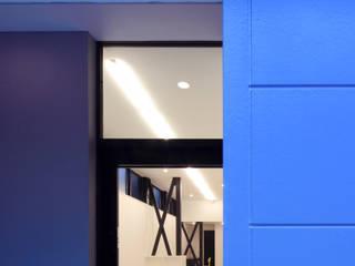 Casas de estilo minimalista de 石川淳建築設計事務所 Minimalista