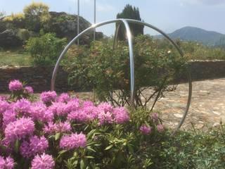 belvedere: Giardino in stile  di Studio S.O.A.P.