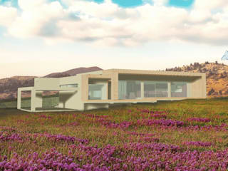 Tetralux Arquitectos Mediterrane Häuser