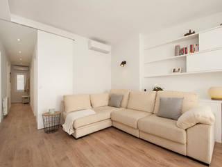 skandinavische Wohnzimmer von Sincro