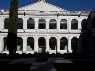 REHABILITACIÓN REAL COLEGIO PADRES AGUSTINOS Casas de estilo clásico de ASENSIO RUIZ ARQUITECTOS Clásico