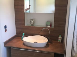 copado GmbH BathroomSinks Kayu Brown