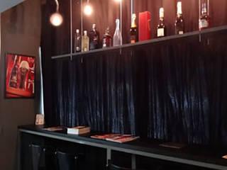 Bloco Z Arquitetura Bar & Klub Modern